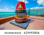southernmost point in... | Shutterstock . vector #629493806