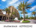 usa. florida. orlando. april... | Shutterstock . vector #629502242