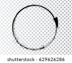 vector frames. circle for image.... | Shutterstock .eps vector #629626286