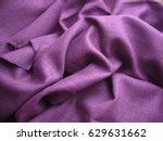 texture of fabric. linen cloth  ... | Shutterstock . vector #629631662