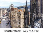 Royal Mile And Old Center Of...