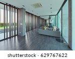 luxury modern living room...   Shutterstock . vector #629767622