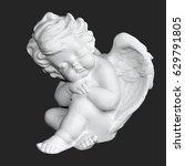 Amur. Cupid Figure. Vintage....