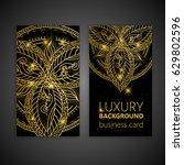 vintage decorative elements.... | Shutterstock .eps vector #629802596