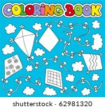 Coloring Book With Various...