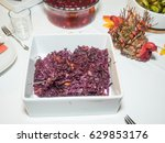 Small photo of Simple, homey braised red cabbage recipe is the perfect accompaniment to a chilly-weather braise.