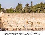 Western Wall Or Wailing Wall...