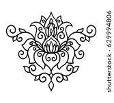 vector  abstract  oriental...   Shutterstock .eps vector #629994806