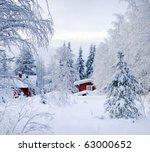 Winter's Tale. Red Finnish...