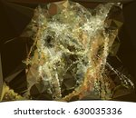 abstract multicolor mosaic...   Shutterstock .eps vector #630035336