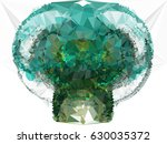 abstract multicolor mosaic...   Shutterstock .eps vector #630035372