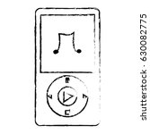 music mp3 player icon