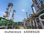 complex engineering structure... | Shutterstock . vector #630085628