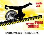 dance | Shutterstock .eps vector #63023875