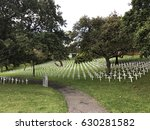 cemetery next to wellington... | Shutterstock . vector #630281582