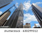 chicago  usa   june 28  2013 ... | Shutterstock . vector #630299312