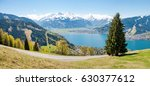 beautiful panorama view over... | Shutterstock . vector #630377612