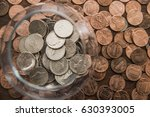 American Cent   Metal Coin In...