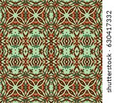 color engraving pattern. the...   Shutterstock .eps vector #630417332