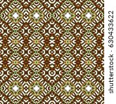 color engraving pattern. the...   Shutterstock .eps vector #630433622