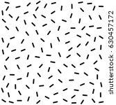 minimalistic seamless memphis... | Shutterstock .eps vector #630457172