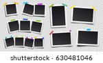 collection of square frame...   Shutterstock .eps vector #630481046