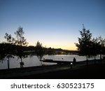 river walk in coimbra  portugal | Shutterstock . vector #630523175