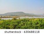 Green Natural Khong River And...