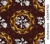 stylish graphic pattern. vector ...   Shutterstock .eps vector #630699782