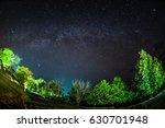 Milky Way Over Huai Nam Dang...