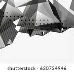 3d triangles geometric vector...