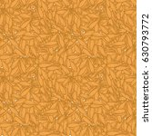 vector seamless pattern oats.... | Shutterstock .eps vector #630793772