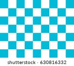 vector blue and white checkered ... | Shutterstock .eps vector #630816332