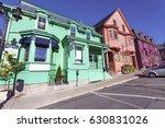 king street  lunenburg  nova... | Shutterstock . vector #630831026