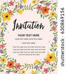 wedding invitation  greeting