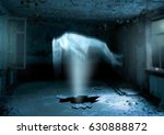 soul left the body of the dead... | Shutterstock . vector #630888872