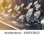 luxury watches in detail  ...   Shutterstock . vector #630915815