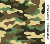 camouflage pattern background.... | Shutterstock .eps vector #630955016