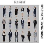 business people lifestyle... | Shutterstock . vector #631011938