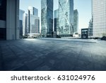 the office buildings at city | Shutterstock . vector #631024976