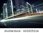 urban roads in the city | Shutterstock . vector #631025216