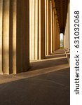 Nashville\'s Parthenon Colonnade
