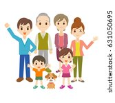 illustration  vector ... | Shutterstock .eps vector #631050695
