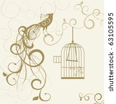 Bird Out Of The Golden Cage...