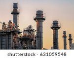 natural gas combined cycle... | Shutterstock . vector #631059548
