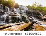 Small photo of Albion Falls Cascading Waterfall in Hamilton, Ontario, Canada