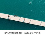 unrecognizable people enjoying... | Shutterstock . vector #631197446