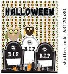 halloween fun | Shutterstock .eps vector #63120580