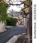 la roche of  buis in drome in...   Shutterstock . vector #631242116
