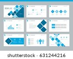 page layout and cover design... | Shutterstock .eps vector #631244216